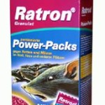 Delicia 0690-213 Frunol Delicia Ratron Power-Packs, 10x 40 g